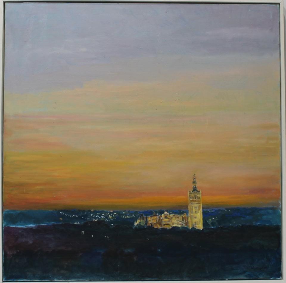 Carmen Schamann: Sevilla de noche