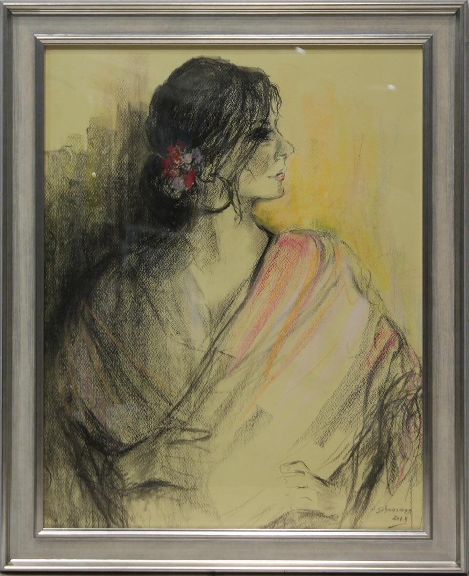 Carmen Schamann: Gitana
