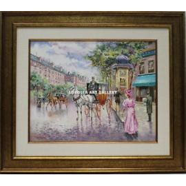 Carbonell: Parisian Boulevard