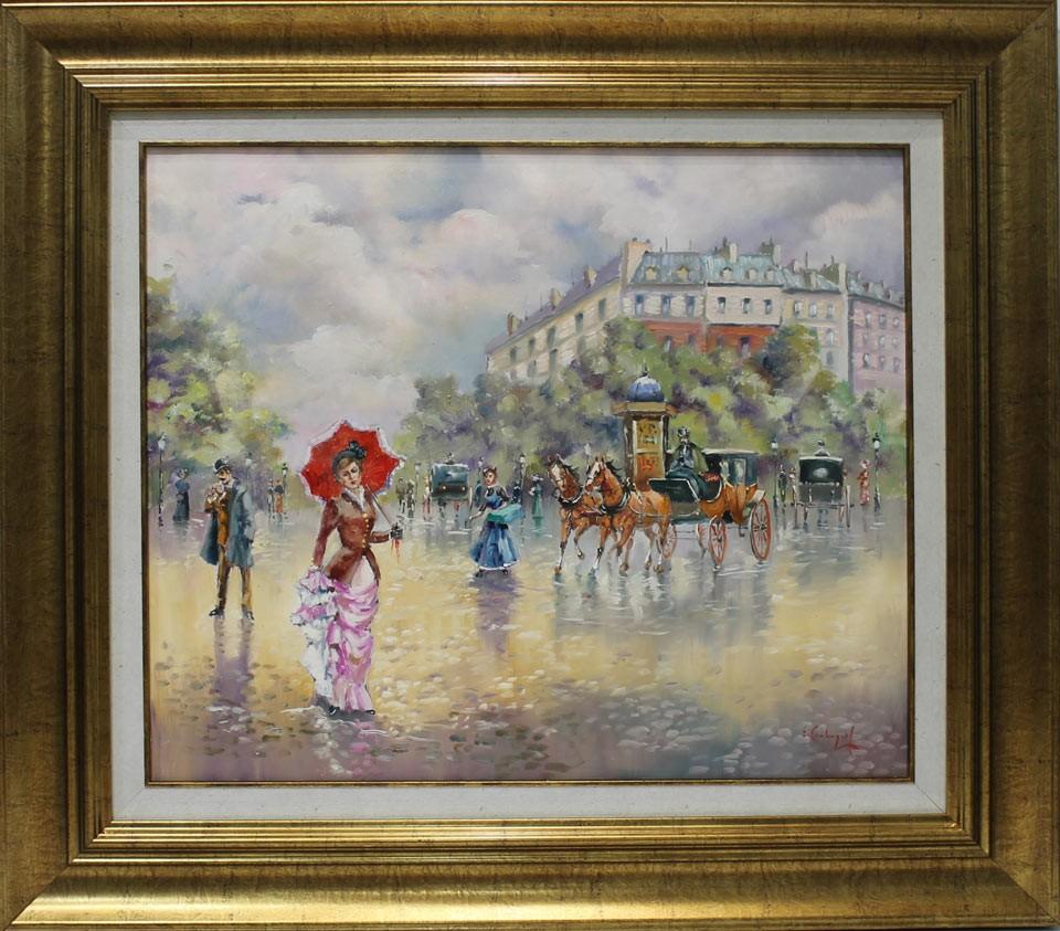 Carbonell: Bulevar parisino