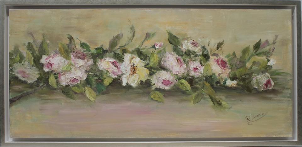 Rosa Maria: Rosas delicadas