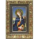 Juan Manuel Ayala: Virgen con paisaje