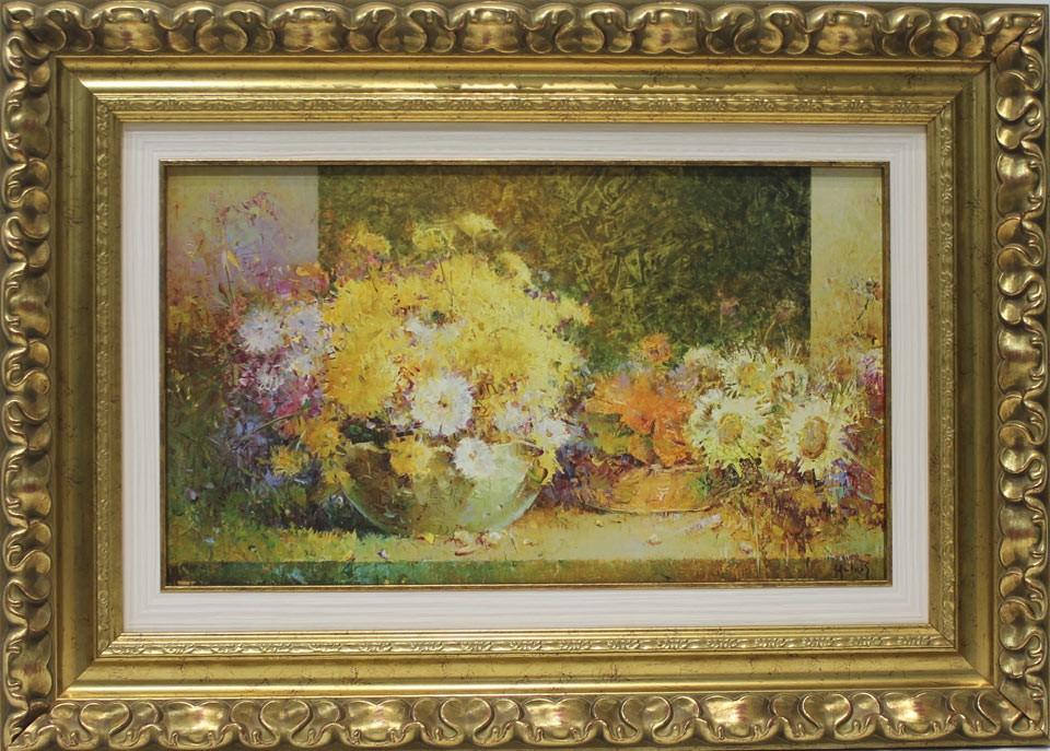 Helios Gisbert: Flores