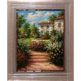 A. Huerta: Garden