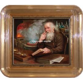 Burguete: Alchemist
