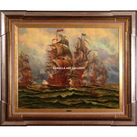 Emilio Payes: Naval Battle