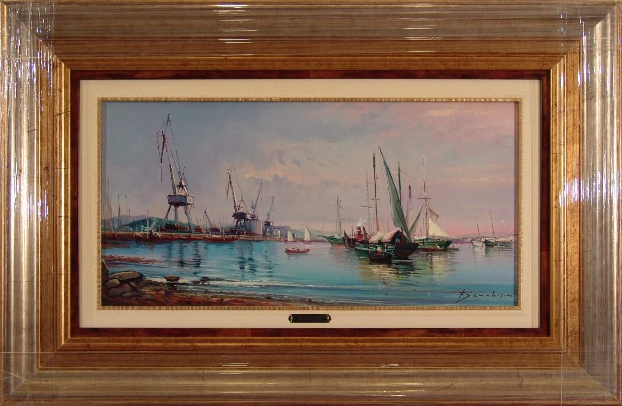 F. Sanchís: Marina