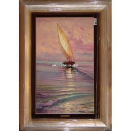 F. Sanchís: Sailboat