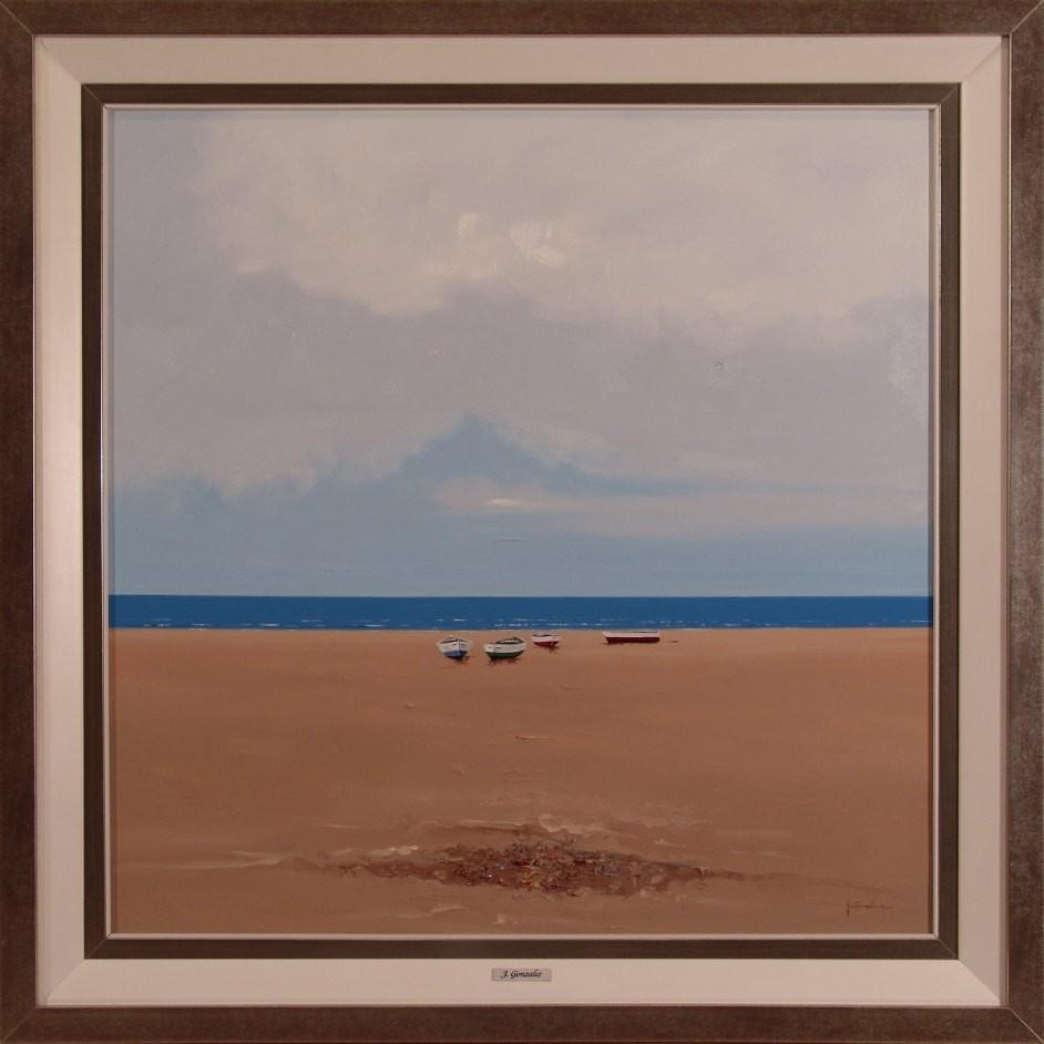 J. González: Playa