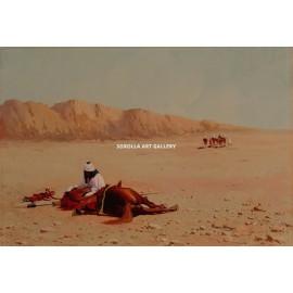 Román Francés: Desert