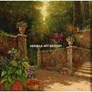 Román Francés: Jardín