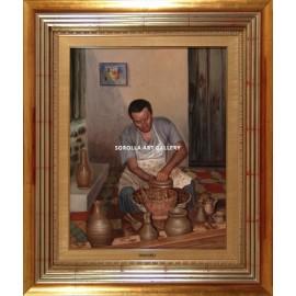 Vicente Esparza: Potter