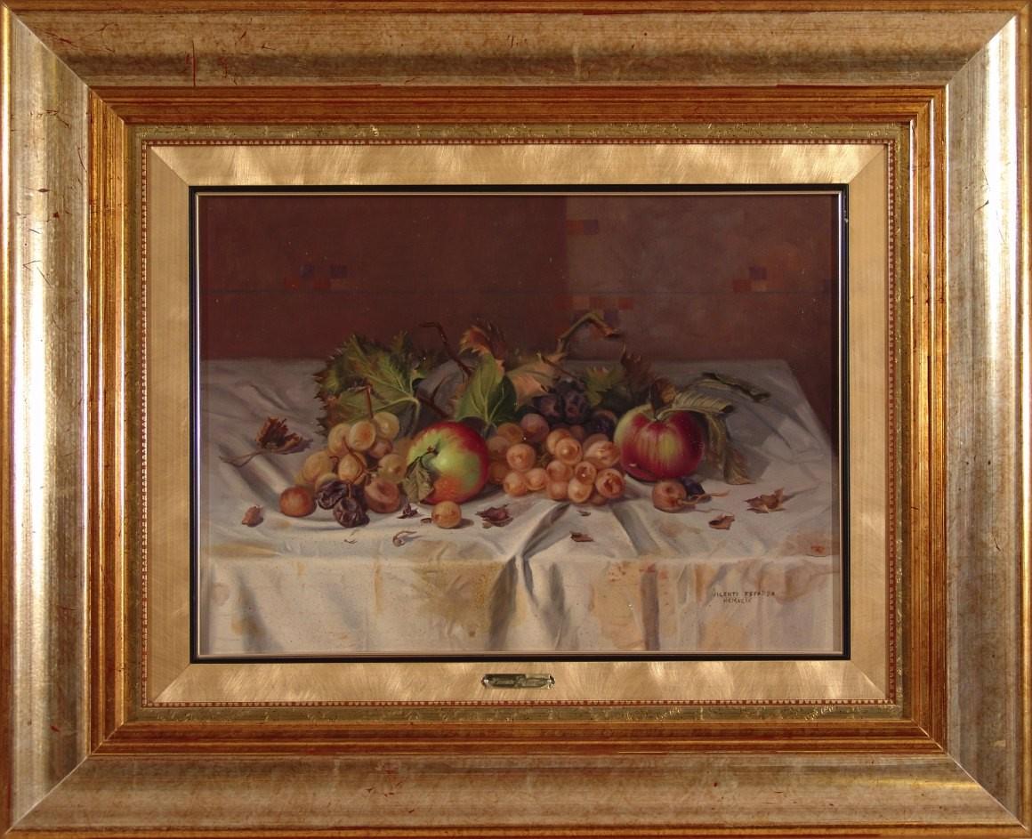 Vicente Esparza: Frutas