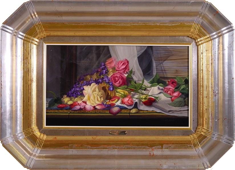 Vicente Esparza: Rosas