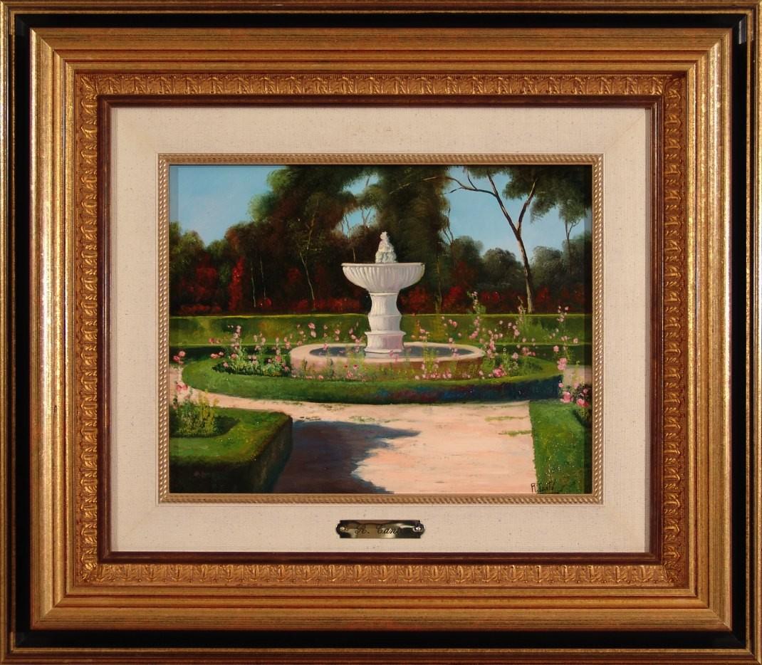 R. Cantó: Jardín
