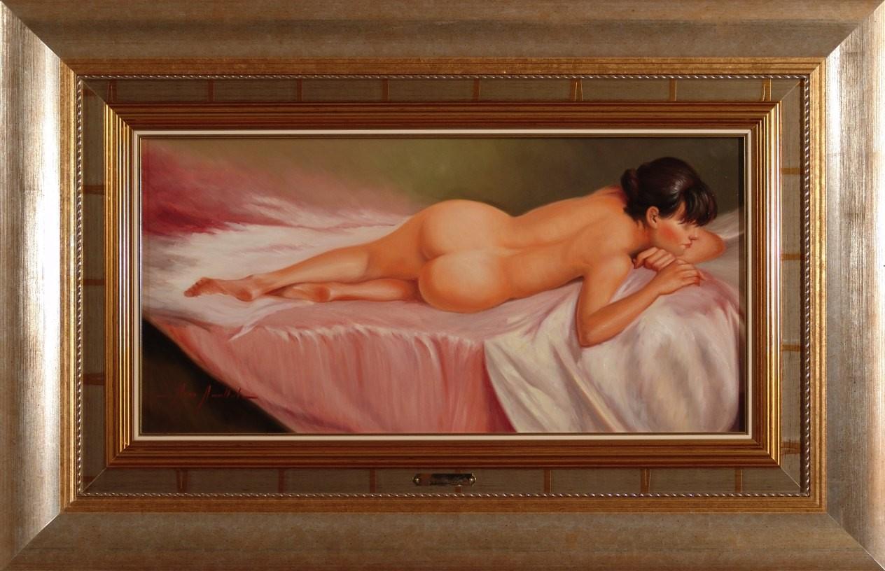 Marisa Mallol: Desnudo