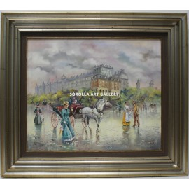 Carbonell: En París