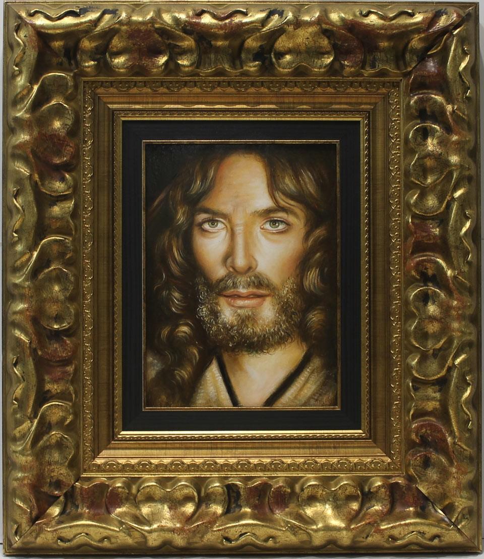 Juan Manuel Ayala: Cabeza de Cristo