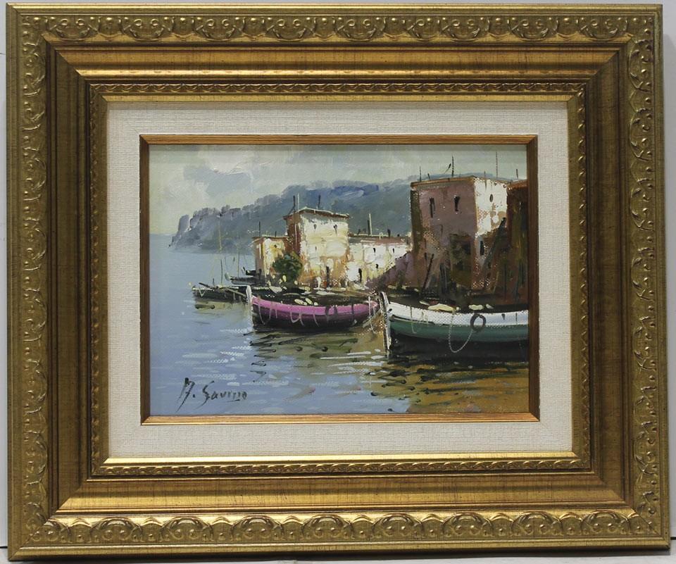 Andrea Savino: Barcos