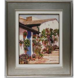Inmaculada Nicolau: Cordovan patio