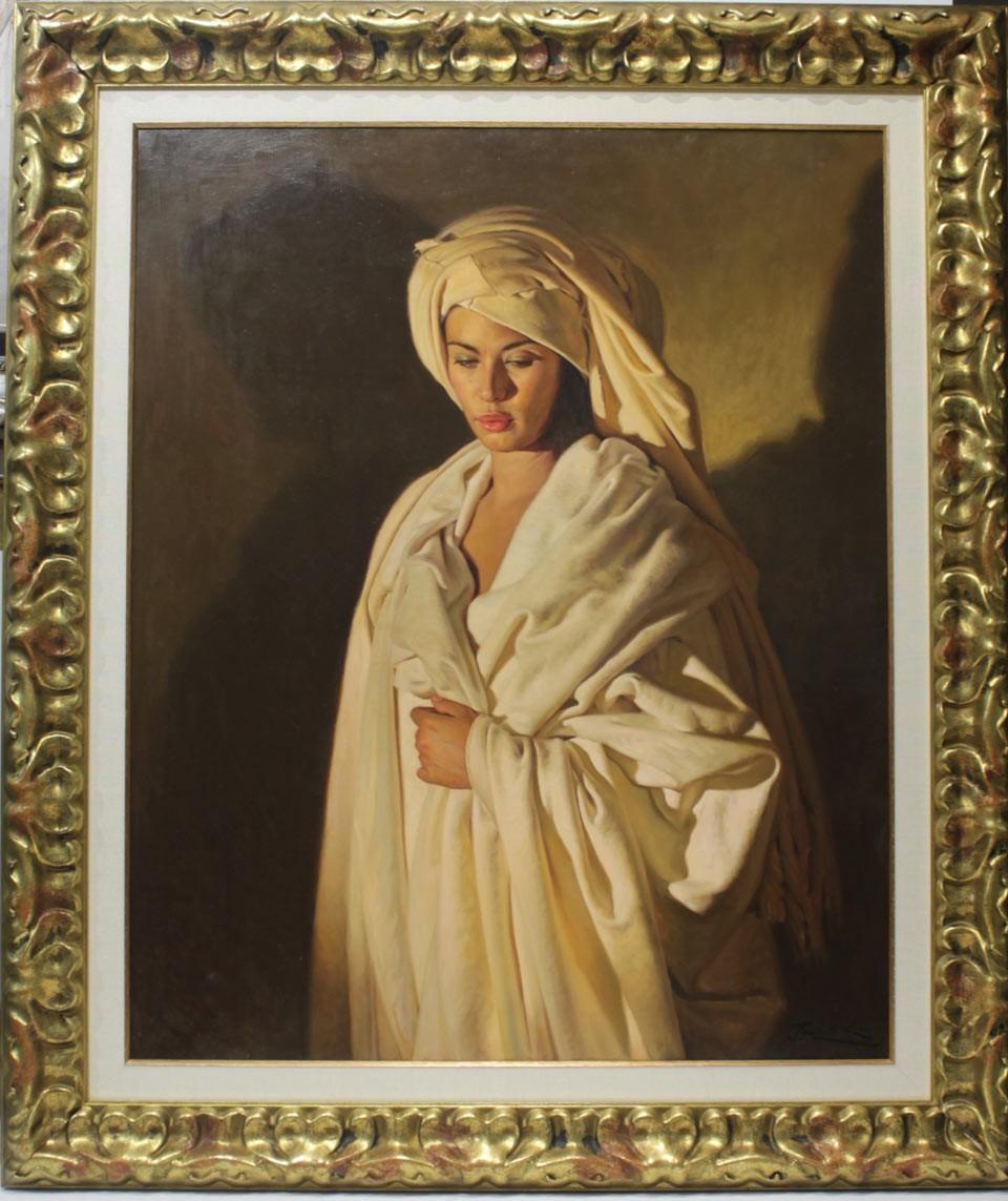 Pablo Segarra Chías: Dama blanca