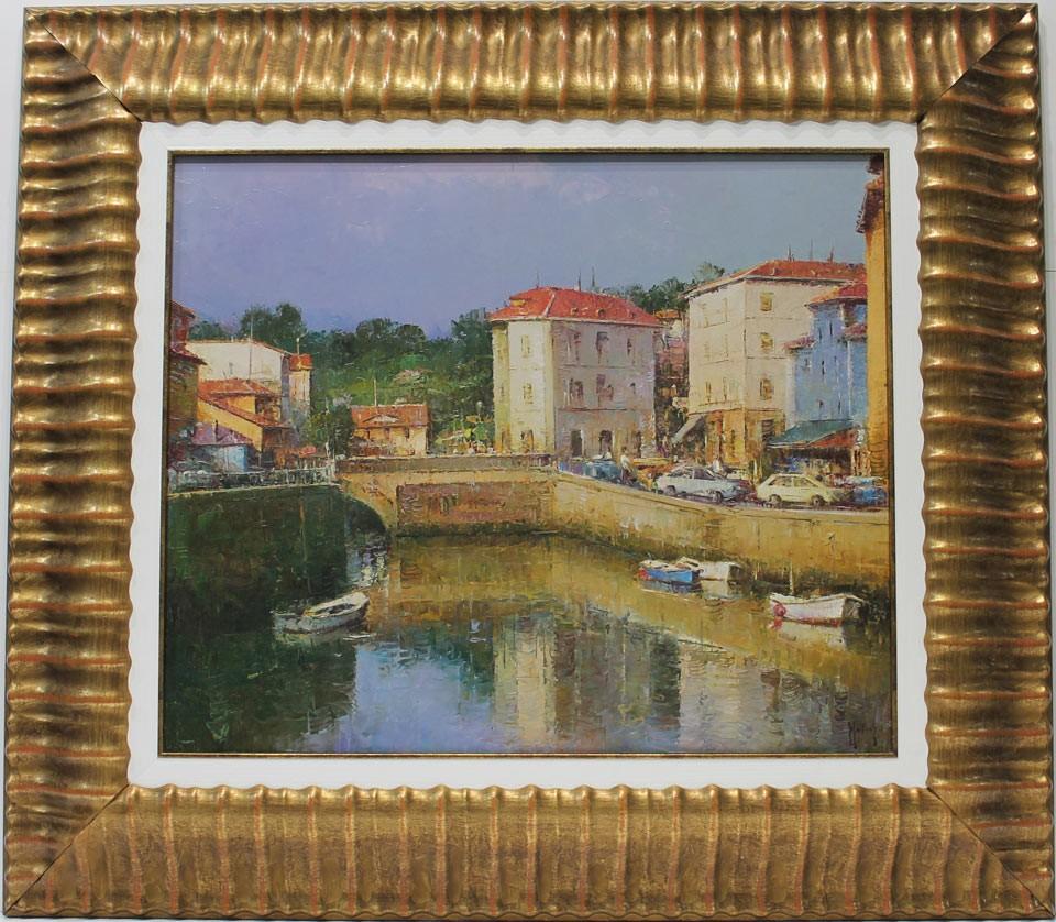 Helios Gisbert: El canal