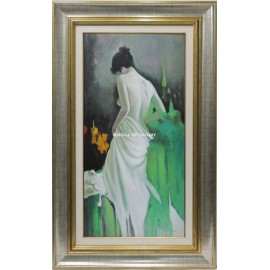 La dama verde