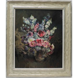 Orbuña Castellano: The vase