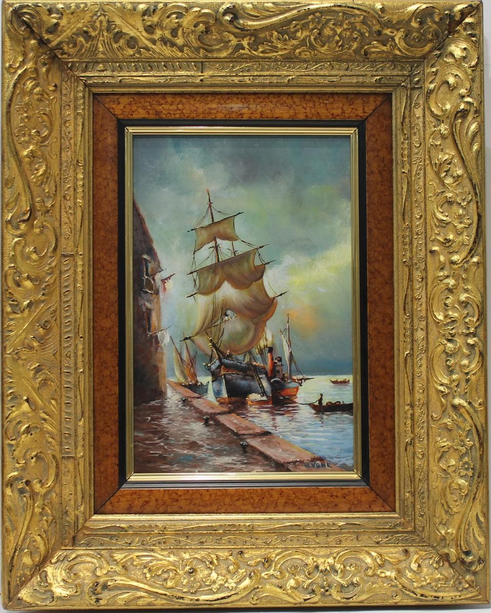 H. Vonk: El buque
