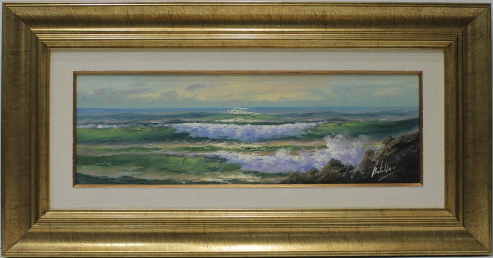 Bataller: El mar verde