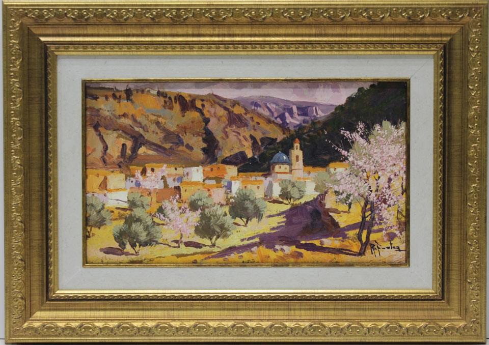Fuster: Pueblo de olivos