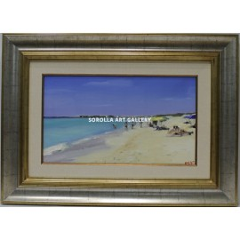 Manuel Reina: The shore