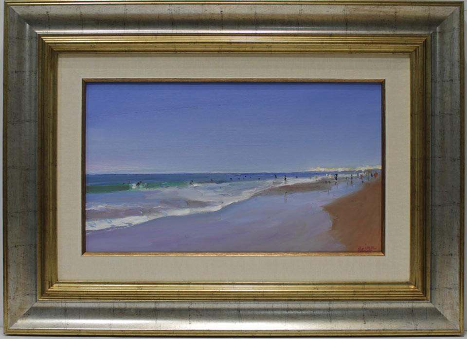 Manuel Reina: Sol y playa