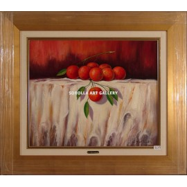 J. Ripoll: Naranjas