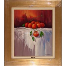 J. Ripoll: Racimo de naranjas