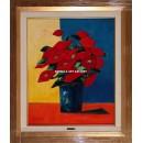 A. Gisbert: Amapolas del jarrón azul