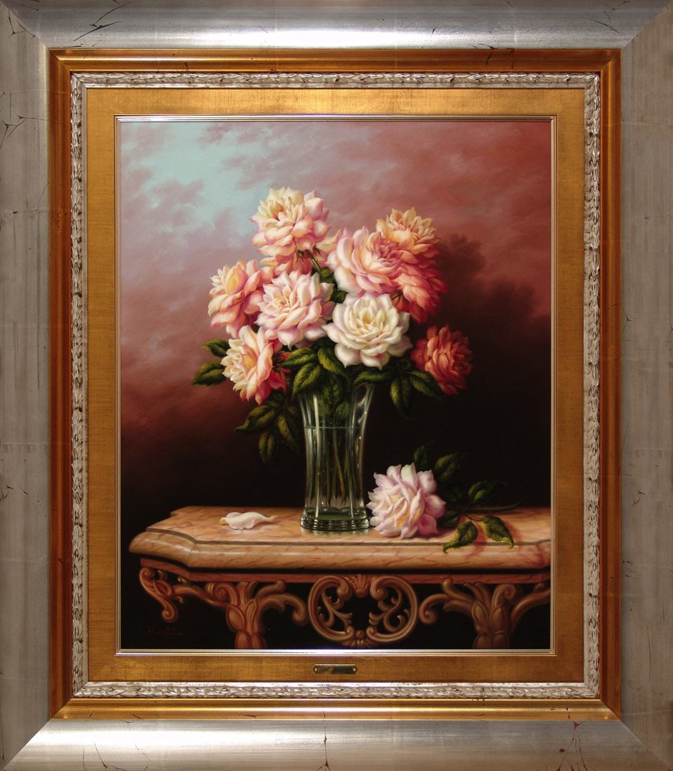 A. Huerta: Floreado