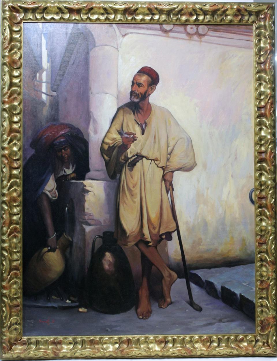 Said Saadi: Figuras árabes