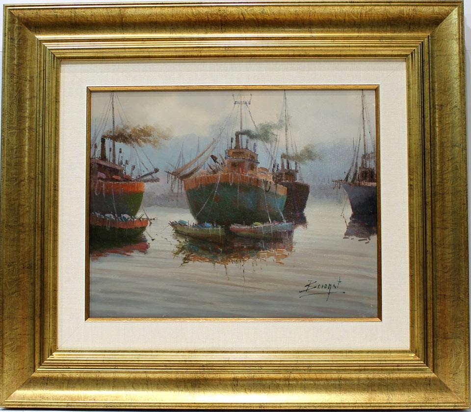 Boronat: Remolcando los barcos