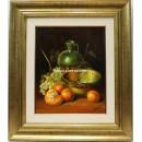 Robert: Bodegón de las naranjas