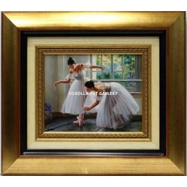Sahmir: Bailarinas