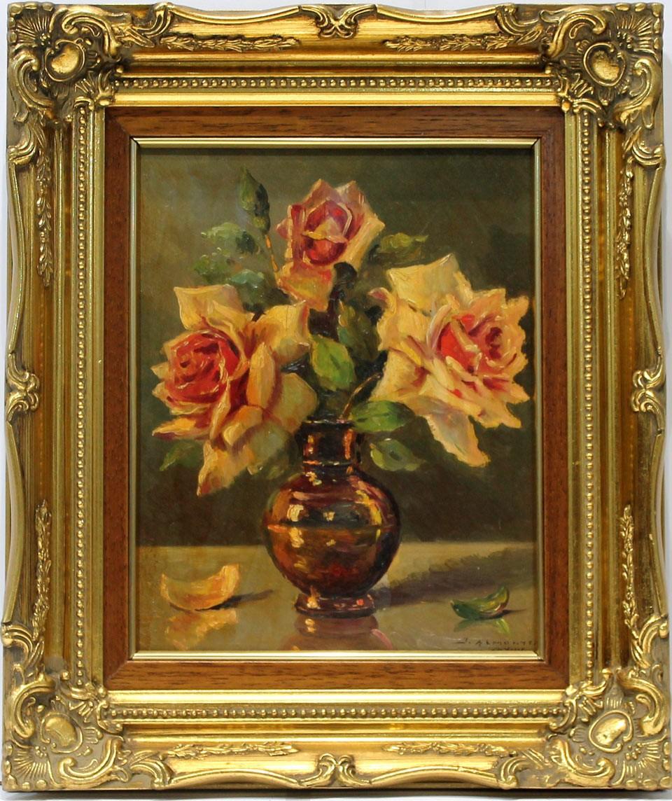 José Almonte: Flores