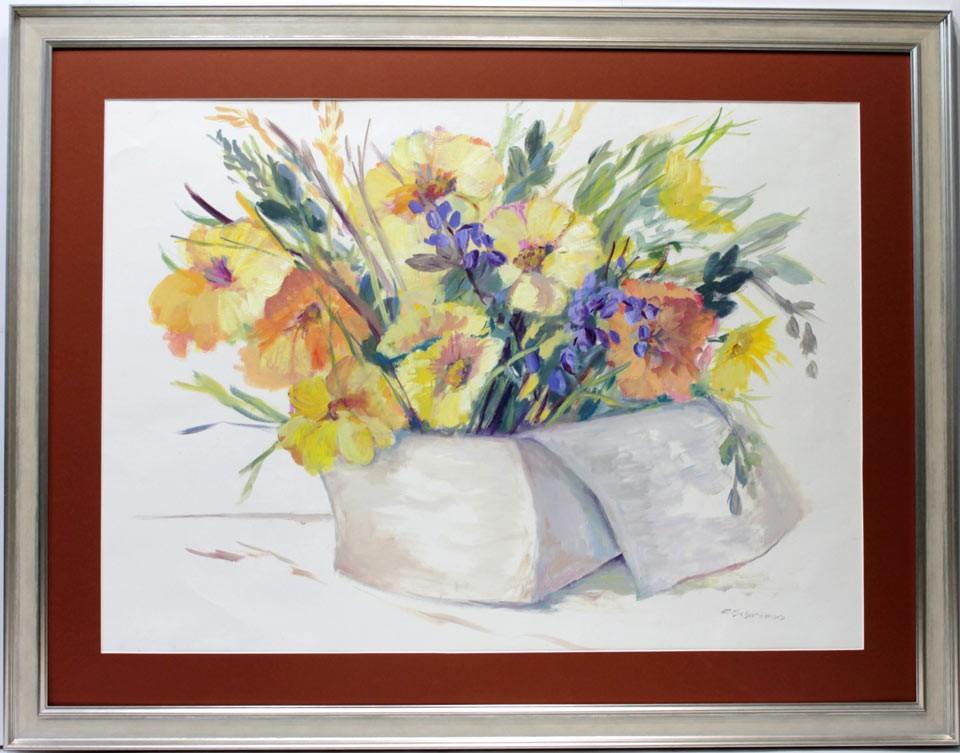 Carmen Schamann: Flores
