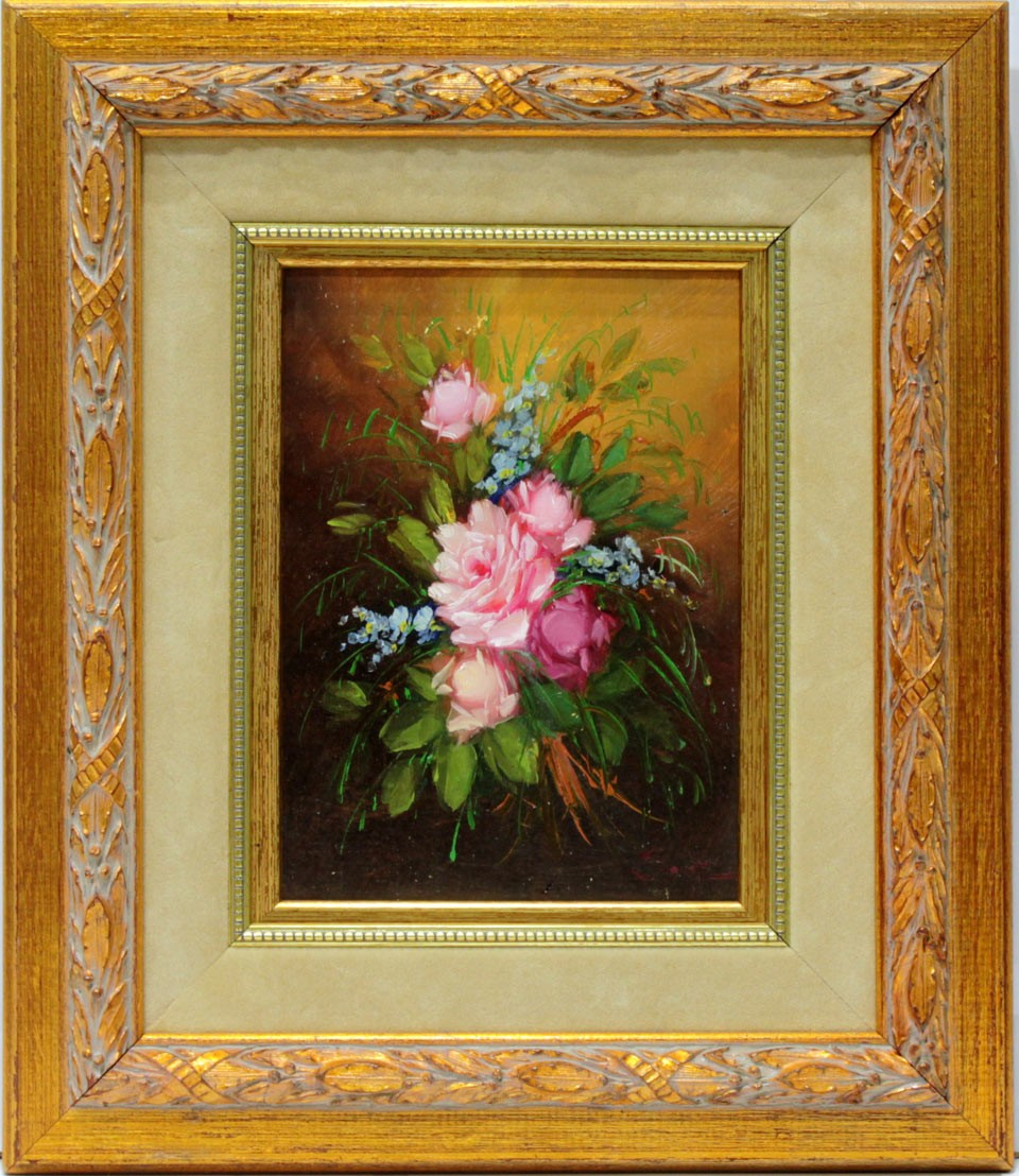 Sanz: Ramito de flores