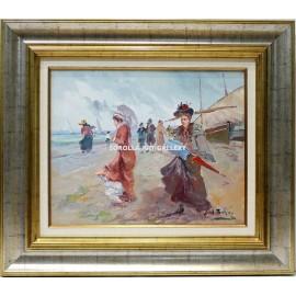 Las mujeres de la playa
