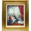 Juan Soler: La mujer y el camarero