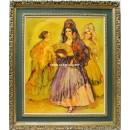 Eladia: Mujeres con mantilla