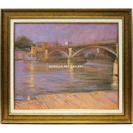 Said Saadi: Triana bridge