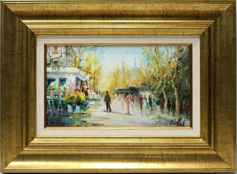 Pierre Chiflet: Paseos por el bulevar