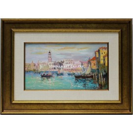 Pierre Chiflet: View of Venice